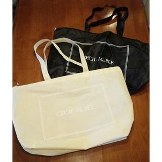 セシルマクビー(CECIL McBEE)のCECIL McBEE♥福袋のバッグ(ショップ袋)