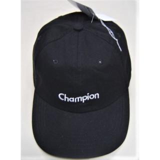 チャンピオン(Champion)のチャンピオン ツイル ロゴ 刺しゅうキャップ 381-0078 新品(キャップ)