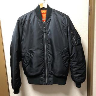 アルファインダストリーズ(ALPHA INDUSTRIES)のALPHA MA-1 ジャケット 新品未使用 Lサイズ  アルファ(フライトジャケット)