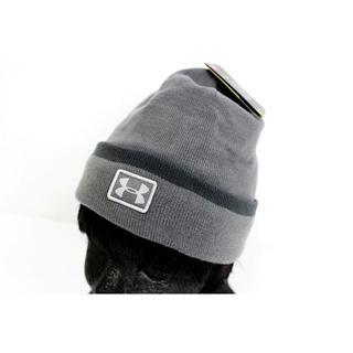 アンダーアーマー(UNDER ARMOUR)の(新品)大人気アンダーアーマーニット 帽子(ニット帽/ビーニー)