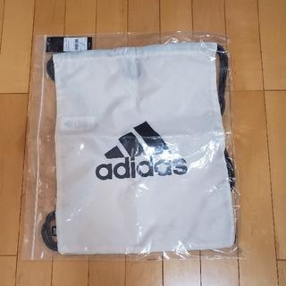 adidas - 【新品】アディダス オリジナル 巾着 バッグ 白