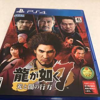 PlayStation4 - 美品◆PlayStation4◆龍が如く7 光と闇の行方