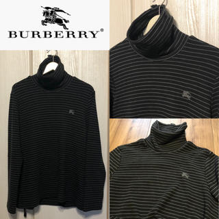 BURBERRY - 早い者勝ち☆バーバリー ゴルフ ストレッチ ボーダー