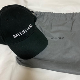 Balenciaga - 新品未使用 BALENCIAGA キャップ