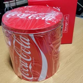 コカコーラ(コカ・コーラ)の[値下げ][新品送料込]コカコーラ☆ストレージ缶(ノベルティグッズ)
