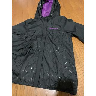 adidas - 美品☆アディダス☆パーカー  黒 Mサイズ