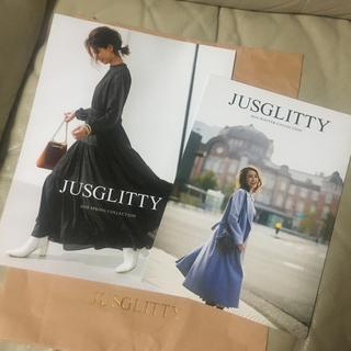 ジャスグリッティー(JUSGLITTY)のジャスグリッティー 2020 新作 カタログ アプワイザー スナイデル ノエラ(その他)