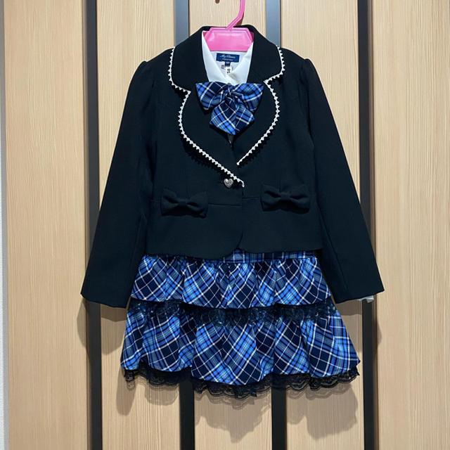 motherways(マザウェイズ)の女の子 スーツ 【130】 キッズ/ベビー/マタニティのキッズ服女の子用(90cm~)(ドレス/フォーマル)の商品写真
