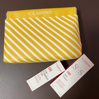 CLARINS - クラランス * オイルリップ *限定セット