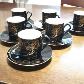 ナルミ(NARUMI)のナルミのカップ&ソーサー6客セット(グラス/カップ)