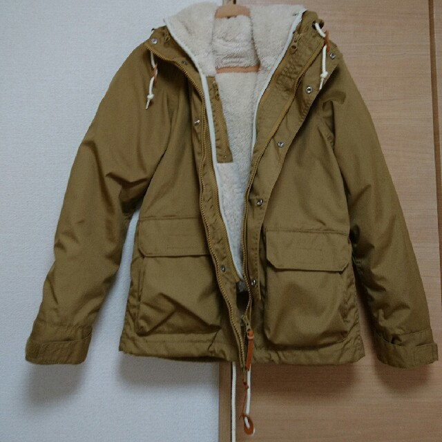 BEAUTY&YOUTH UNITED ARROWS(ビューティアンドユースユナイテッドアローズ)のボアライナーマウンテンパーカー3wayウォッシャブル レディースのジャケット/アウター(ブルゾン)の商品写真