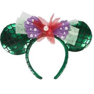 Disney - 即購入OK リトルマーメイド  アリエルカチューシャ海外ディズニーランド限定上海