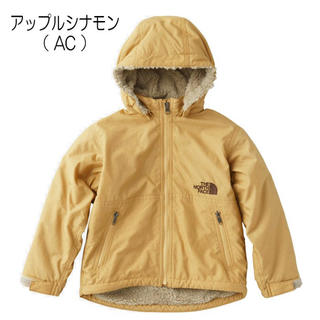 THE NORTH FACE - THE NORTH FACE ノースフェイス コンパクトノマドジャケット キッズ