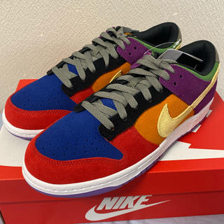 ナイキ(NIKE)のNIKE DUNK LOW SP  Viotech Crazy Dunk 27(スニーカー)