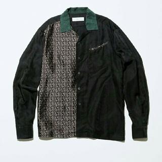 TOGA - toga virilis  cupra jacquard shirt