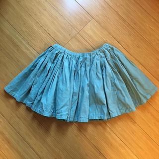Bonpoint - 美品*bonton コーデュロイスカート 12