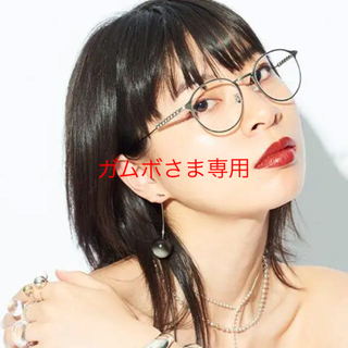 ゾフ(Zoff)の【ガムボさま専用】Zoff LOVE BY e.m. Eyewear(サングラス/メガネ)