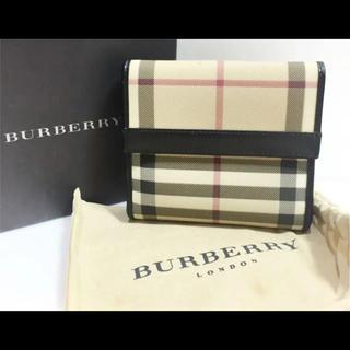 BURBERRY - バーバリー 伊製 PVC 財布 18609406