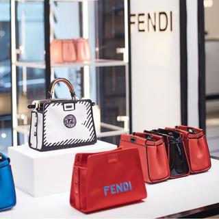FENDI - FENDI♡ワンピース、カーディガンセット