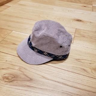 GLOBAL WORK - [美品] キッズ帽子 GLOBALWORK キャスケット キャップ 2~7歳