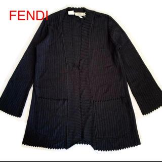 フェンディ(FENDI)のFENDI フェンディ カーディガン(カーディガン)