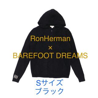 Ron Herman - 新品 ロンハーマン×ベアフットドリームス コラボパーカー ブラック Sサイズ