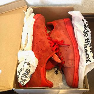 アディダス(adidas)の送料無料 ADIDAS ORIGNALS STAN SMITH SUEDE(スニーカー)