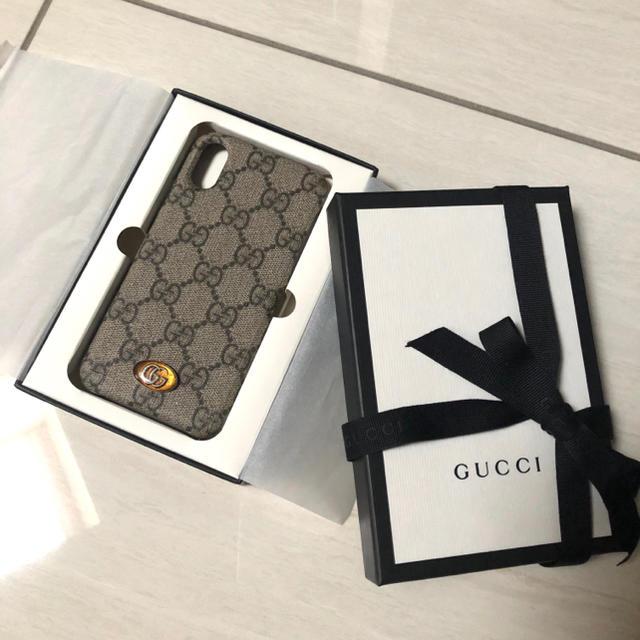 Iphone8ケースapple純正,Gucci-GUCCIiPhonex・xsケースの通販