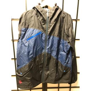 CHUMS - CHUMS Topaz 2.5L Rain Jacket 【Lサイズ】