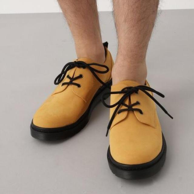 RAGEBLUE(レイジブルー)のレイジブルー ポストマンシューズ 新品未使用 メンズの靴/シューズ(ブーツ)の商品写真