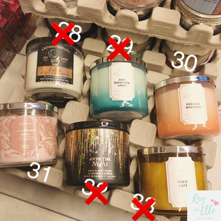 Bath & Body Works - 3wick candle