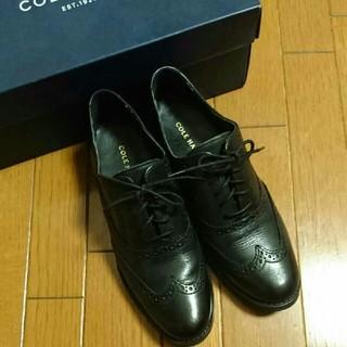 コールハーン(Cole Haan)の【新品】COLE  HAAN オックスフォード(ローファー/革靴)