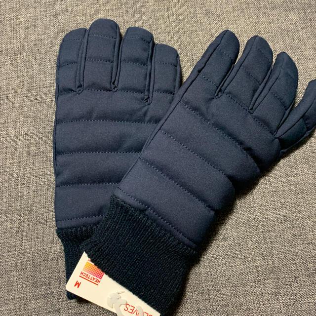 UNIQLO(ユニクロ)のヒートテック 手袋 メンズのファッション小物(手袋)の商品写真