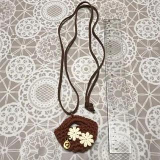 サマンサモスモス(SM2)のSM2 かごバッグ形ネックレス(ネックレス)