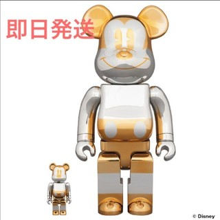 MEDICOM TOY - BE@RBRICK FUTURE MICKEY  400%