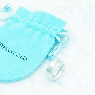 ティファニー(Tiffany & Co.)の☆新品☆未使用☆ティファニー 1837ロゴリング 11号(リング(指輪))