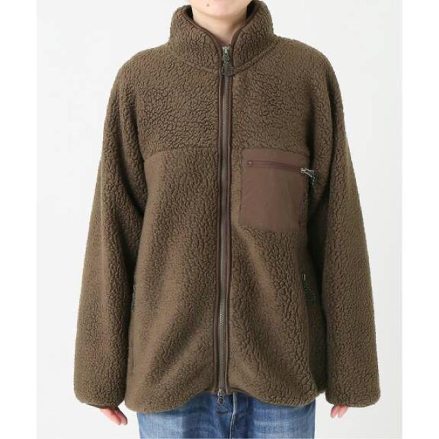 L'Appartement DEUXIEME CLASSE(アパルトモンドゥーズィエムクラス)のアパルトモン STAMMBAUM シュタンバウムBOA ブルゾン レディースのジャケット/アウター(ブルゾン)の商品写真