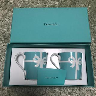 Tiffany & Co. - ティファニーペアマグカップ