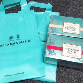 LUPICIA - フォートナム&メイソン 紅茶 2箱セット