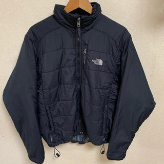 THE NORTH FACE - THE NORTH FACE プリマロフト ナイロンジャケット ブラック 黒