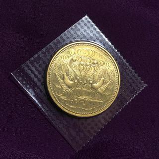 天皇陛下 御即位 60年記念メダル