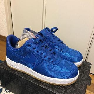 NIKE - NIKE AIR FORCE 1 PRM / CLOT 25.5cm