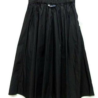 ZARA - ザラ ベーシック ZARA BASIC リバーシブル スカート フレア ミディ丈