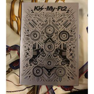 キスマイフットツー(Kis-My-Ft2)のKis-My-Ftに逢えるde Show vol.3 at 国立代々木競技場第一(ミュージック)