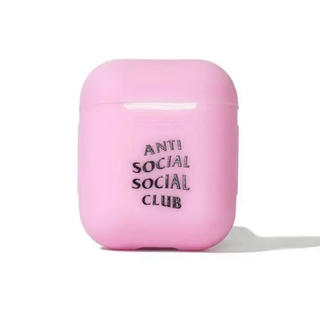 "シュプリーム(Supreme)の""Lost and Found Pink"" assc air pods case(その他)"