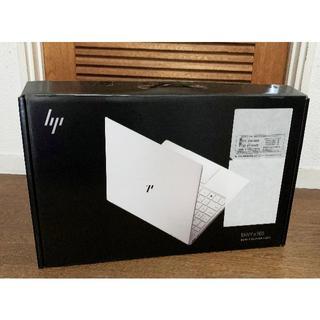 ヒューレットパッカード(HP)の美品 HP ENVY x360 13-ar0000 ホワイト (ノートPC)