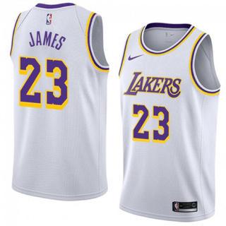NIKE - NBA レブロン・ジェームス ロサンゼルス・レイカーズ NBA ユニフォーム