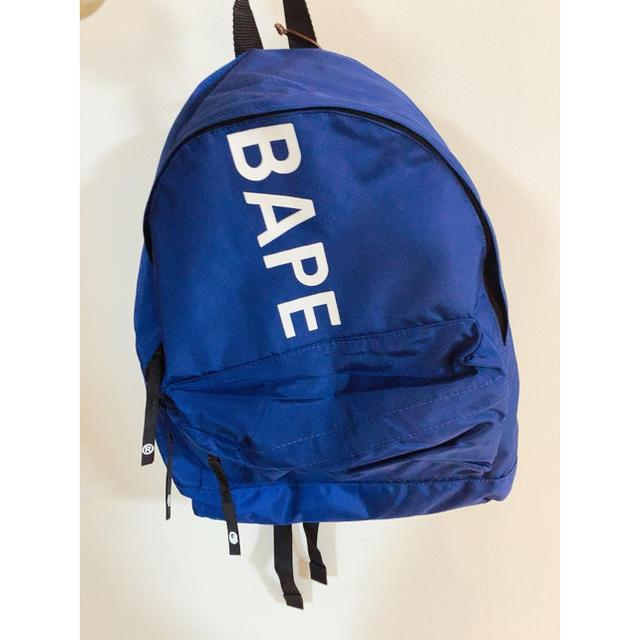 A BATHING APE(アベイシングエイプ)のアベイシングエイプ  2020福袋 リュック 新品 メンズのバッグ(バッグパック/リュック)の商品写真