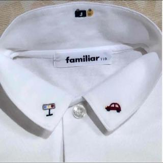familiar - familiar       長袖ブラウス      size  110cm