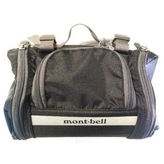 自転車用 モンベル フロントバッグ